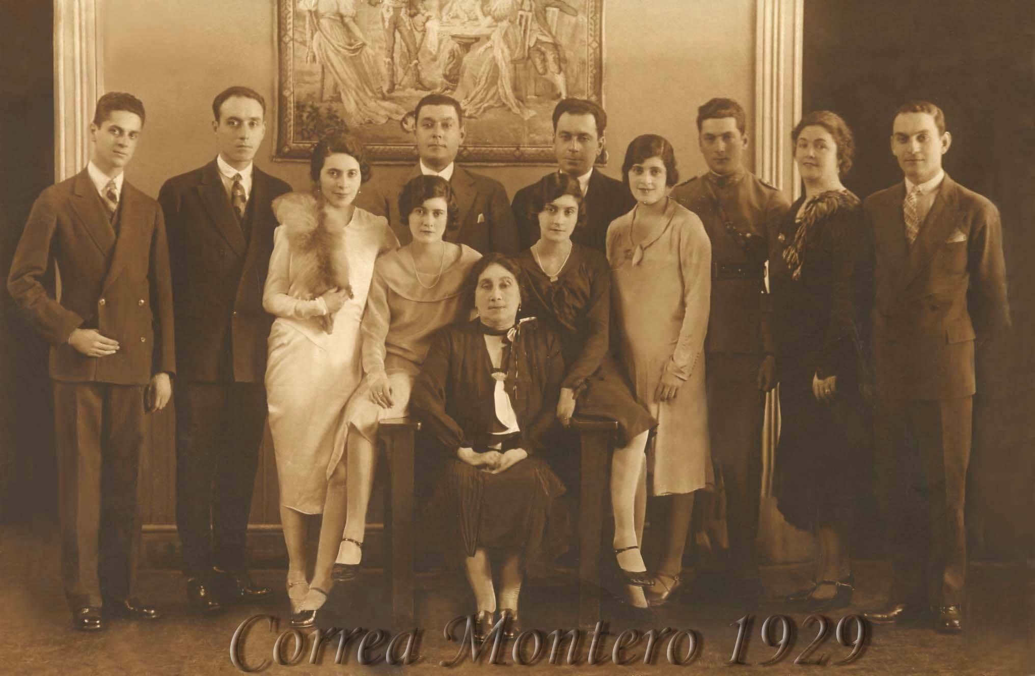 Familia Montero