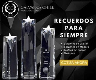 Galvanos Chile, Galvanos de Cristal