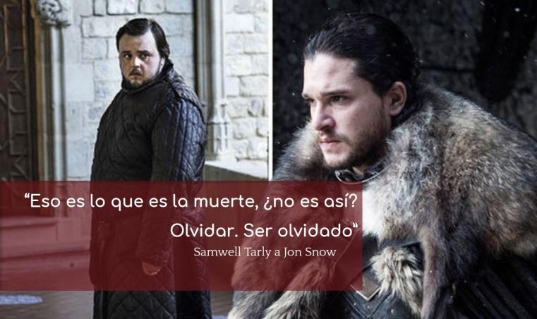 La Mejor Frase De Game Of Thrones Genealog
